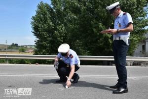 polizia municipale rilievi incidenteSTE_7699