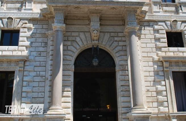Palazzo Cesaroni Regione Umbria