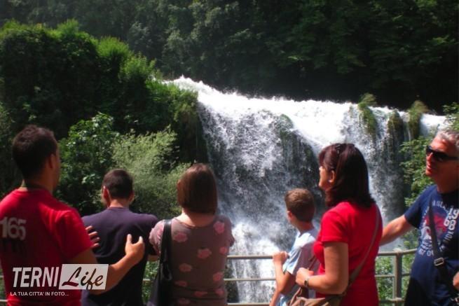 cascata in 100 passi