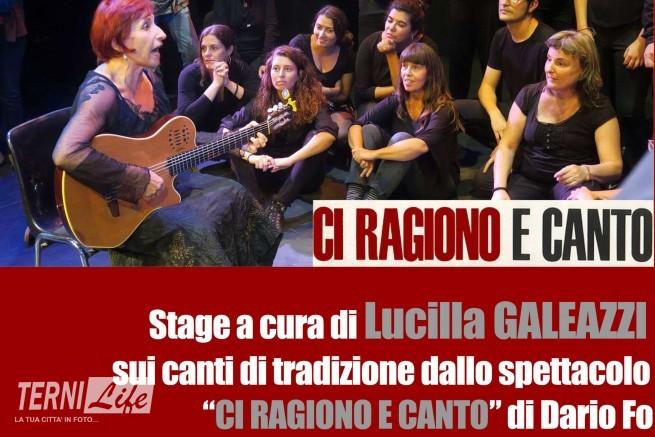 Saggio Stage Lucilla
