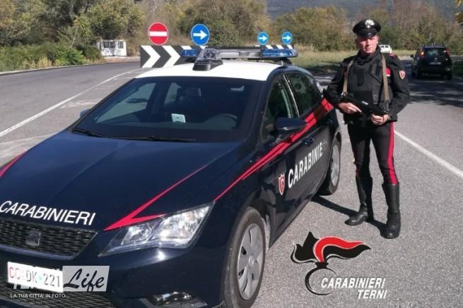 carabinieri amelia