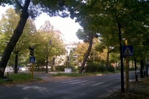 semafori via alfonsine