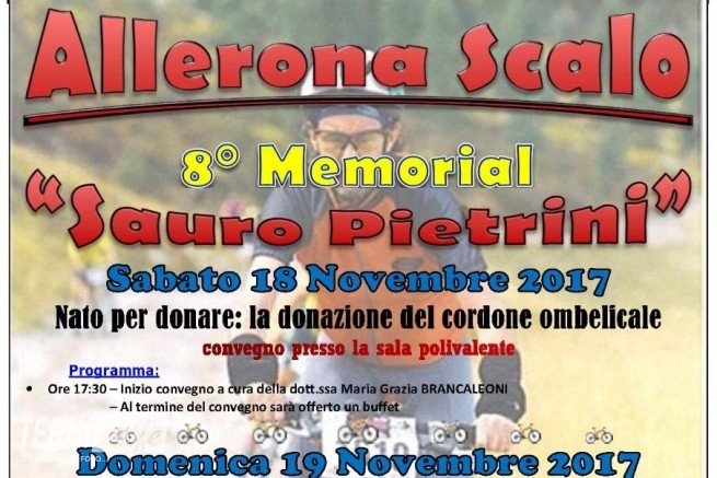 Memorial Sauro Pietrini