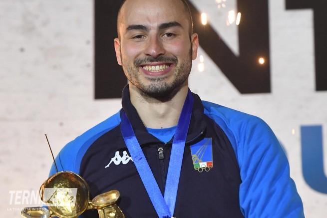 Alessio Foconi vince Parigi2019