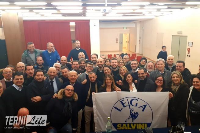 foto di gruppo Saltamartini