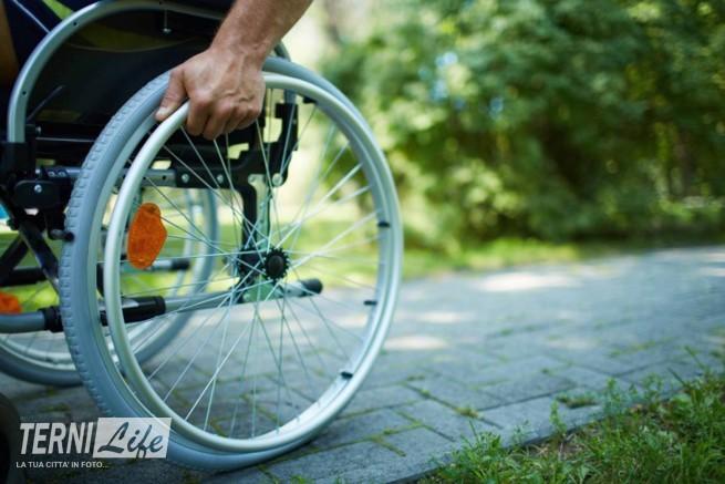 disabili disabilità handicap carrozzina