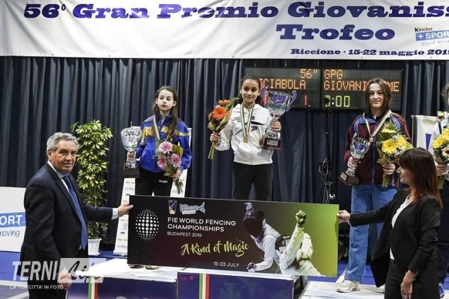 Umbria - giorno1 Astolfi podio bis