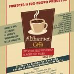 Locandina Alzheimer cafè