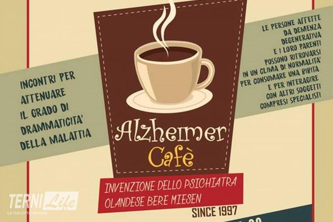 Locandina Alzheimer cafèa