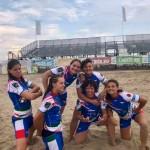 nazionale italiana femminile beach rugby 3