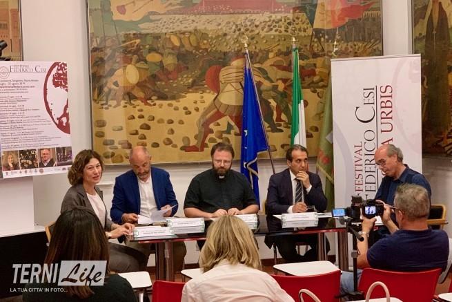 presentazione Festival Federico Cesi 1