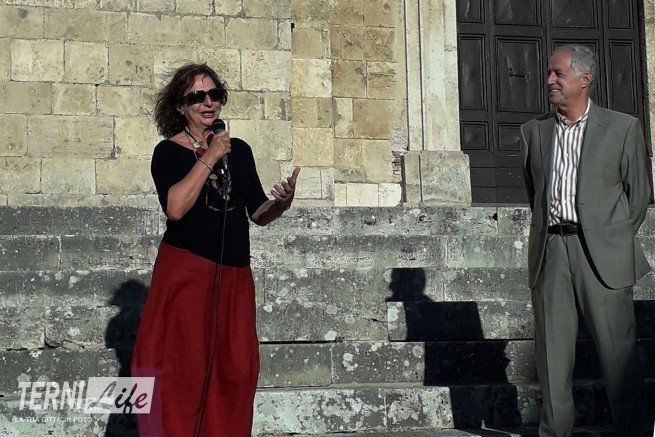 Calvi Festival 2019 Benedetta Buccellato e Francesco Verdinelli