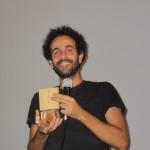 Davide Calvaresi con Olmo al Calvi festival 2019