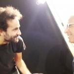 Davide Calvaresi e Luigi Lopez al Calvi Festival 2019