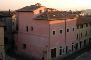 amelia centro storico vicino al comune