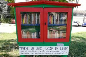 libreria di strada