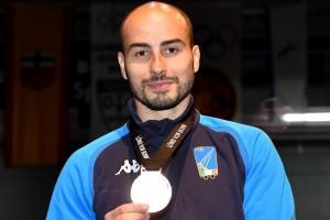 Alessio Foconi terzo posto Bonn