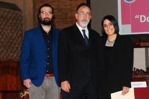 Marco Rosetti, Paolo Rosetti e Shiva Tali