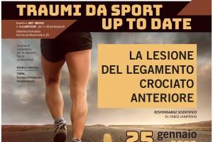 Convegno Traumi da Sport 25.01.2020
