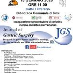 Locandina Journal of Gastric Surgery