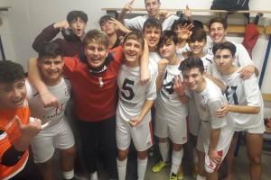 Orvieto Under 17 futsal