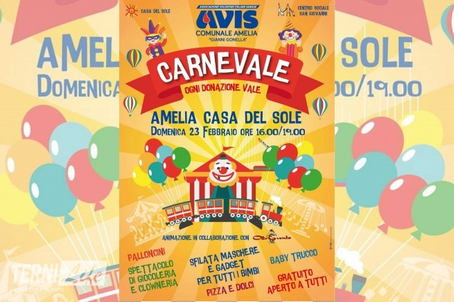 Carnevale Amelia