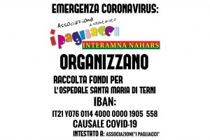 Raccolta fondi Pagliacci