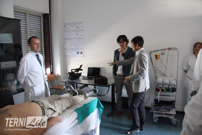 Ipertensione, i risultati di una ricerca ternana sulla tv..