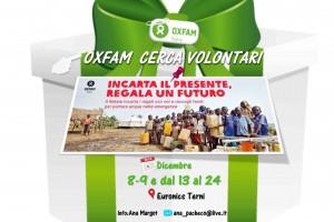 Volantino Oxfam