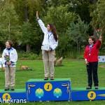 Sabrina Vannini podio Svezia