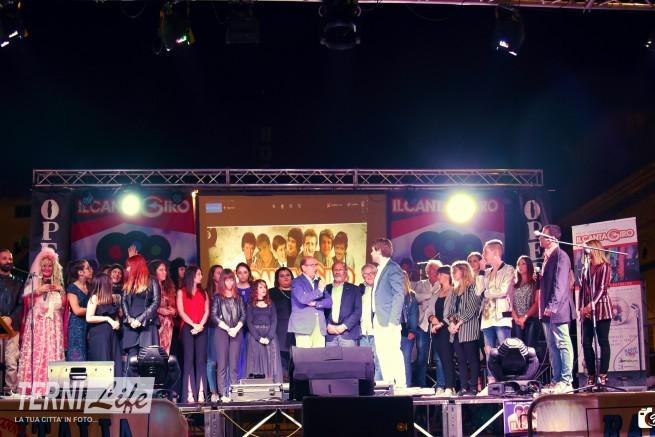 Cantagiro 2018, Finale Regionale Umbria, Assisi