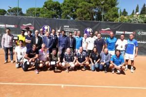 Finali USSI tennis 2019 - Gruppo finale