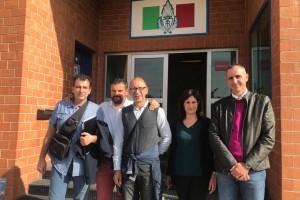 Fp Cgil Terni visita carcere