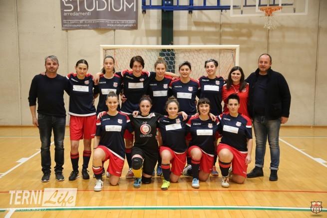 Squadra Femminile calcio a 5