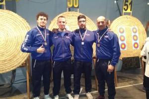 squadra arco olimpico